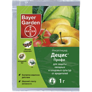 Инсектицид ДЕЦИС ПРОФИ Bayer