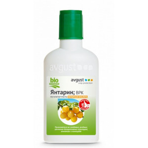 ЯНТАРИН (био-регулятор роста) Avgust