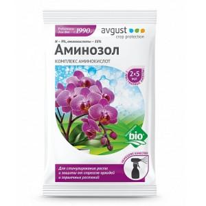 АМИНОЗОЛ для орхидей Avgust