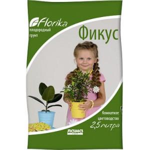 Грунт Florika Фикус