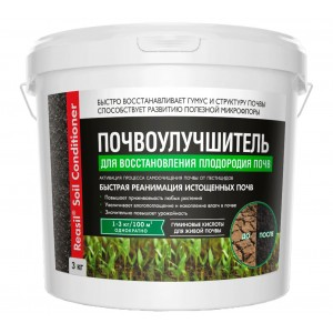 Почвоулучшитель Reasil Soil Conditioner для восстановления плодородия почв Сила жизни