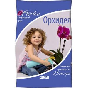 Грунт Florika Орхидея