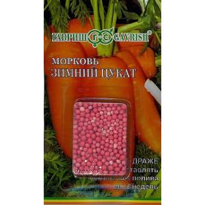 Морковь гранулир. ЗИМНИЙ ЦУКАТ Гавриш