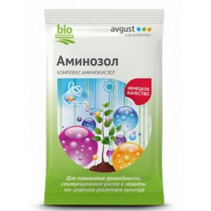 АМИНОЗОЛ (биостимулятор и антистрессант) Avgust
