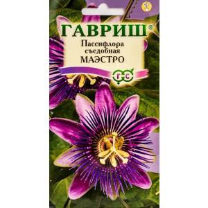 Комнатные Пассифлора съедобная Маэстро Гавриш