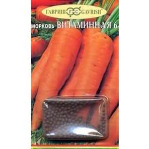 Морковь гранулир. ВИТАМИННАЯ 6 Гавриш