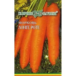 Морковь на ленте ЛОНГЕ РОТЕ Гавриш