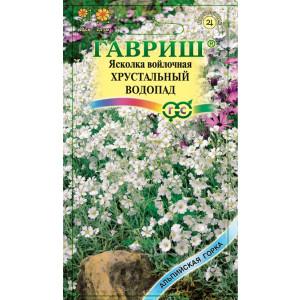 Многолетник Ясколка войлочная Хрустальный водопад Гавриш