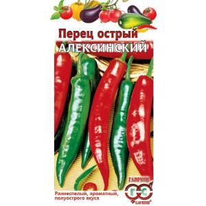 Перец острый АЛЕКСИНСКИЙ автор Гавриш