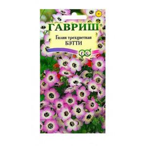 Однолетник Гилия трехцветная Бэтти Гавриш