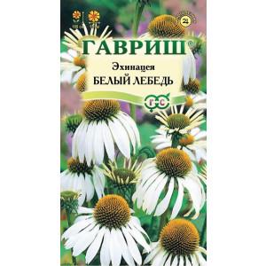 Многолетник Эхинацея Белый Лебедь Гавриш