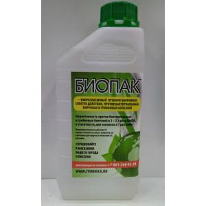 БиоФунгицид-антисептик БИОПАК / BIOPAK Творница