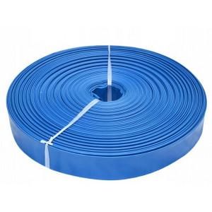 """ЛФТ 4"""" (2,7 атм) Полиэтиленовый диам. 100мм Усиленный Голубой"""