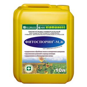 Био-Фунгицид ФИТОСПОРИН М,Ж / FITOSPORIN M,G НВП БашИнком