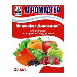 МАКСИФОЛ ДИНАМИКС (Антистрессант) АгроМастер