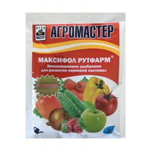 МАКСИФОЛ РУТФАРМ (Стимулятор корнеобразования) Агромастер