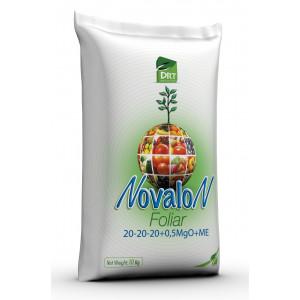 НОВАЛОН ФОЛИАР 20-20-20+0,5MgO+МЕ / Novalon Foliar 20-20-20+0,5MgO+ME DRT