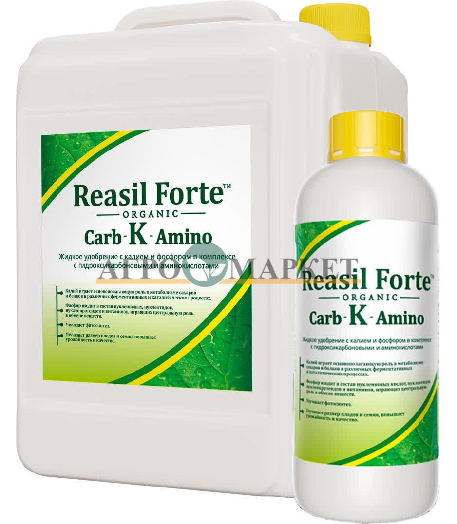 РЕАСИЛ ФОРТЕ Carb-K-Amino / Reasil Forte Carb-K-Amino Сила жизни